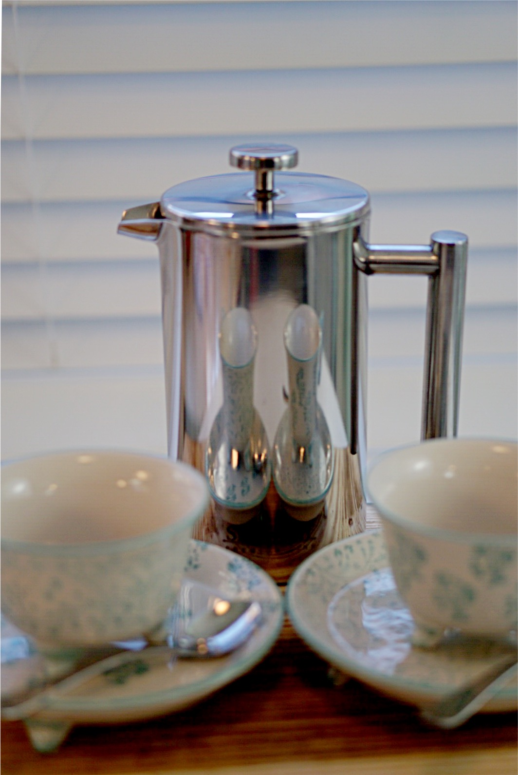 Using a French Press is much easier than it looks. It only takes a bit of knowledge and a bit of practice to have a spectacular cup of coffee!~By Wet Whistle Drinks by Darla Bentley