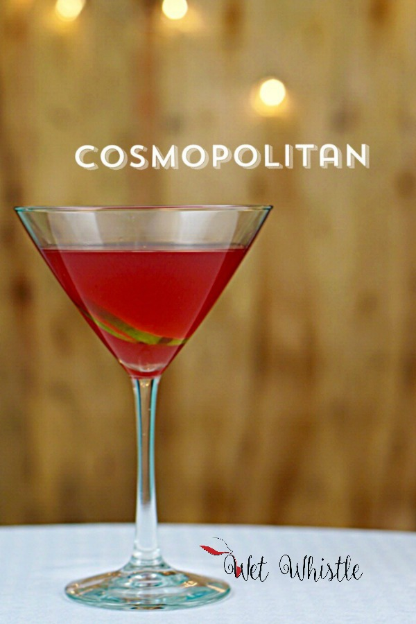 The first time Carrie Bradshaw ordered a Cosmo in Sex and the City, she made people wonder what it was and where they could get one. Now, they are a favorite cocktail for women and men everywhere! Here's How to Make a Great Cosmo at home.~Wet Whistle Drinks by Darla Bentley