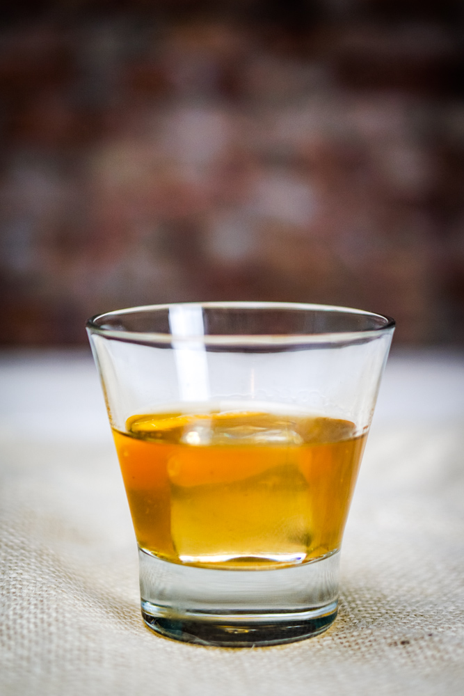 The perfect twist on a classic Old Fashioned is to add Peach White Balsamic. The flavor is truly phenomenal. One sip and you will be hooked!~by Wet Whistle Drinks by Darla Bentley
